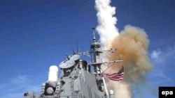سامانه دفاع موشکی ایجس آمریکا