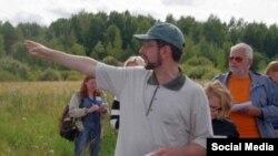 Экологи на пленэре