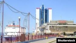 Одесса, порт