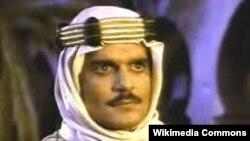 Омар Шариф. Кадр из фильма