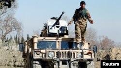 Avganistanske snage bezbednosti, arhivska fotografija