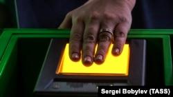 Із 1 січня цього року в'їзд в Україну для росіян дозволений тільки із закордонним паспортом і після фіксації відбитків пальців