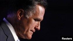 АҚШ президенттігіне кандидат Митт Ромни.
