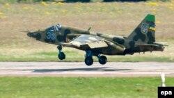 Су-25 учагы.