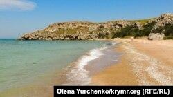 Генеральские пляжи, архивное фото