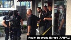 Косовонун полициясы бүткүл өлкө боюнча рейд жасап, 60тай айыл-шаарды кыдырып, исламчыл радикализмге шектелген 40 адамды кармады.
