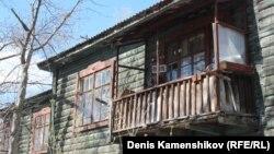 В бараках 1930-х годов до сих пор живут люди на Уралмаше