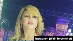Дагестанская певица Машидат Омарасхабова