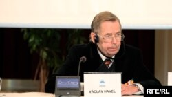 Former Czech President Vaclav Havel will open the 14th Forum 2000 conference in Prague on October 10.