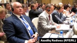 ATƏT Parlament Assambleyasının Plenar iclası
