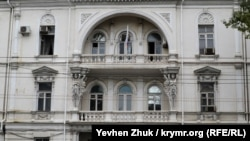 Старинный дом в Севастополе