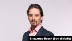 Красноярский адвокат Владимир Васин