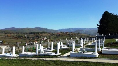 Muslimansko groblje, Berane