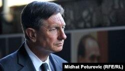Borut Pahor, predsjednik Slovenije