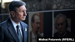 Президент Словени Борут Пахор
