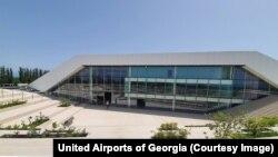 ქუთაისის აეროპორტის ახალი ტერმინალი