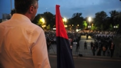 Kordoni policije između pristalica vlasti i opozicije u Beogradu
