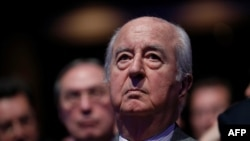 Former French Prime Minister Edouard Balladur. (file photo)