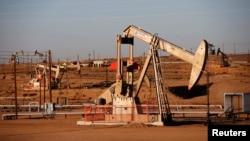 ნავთობის საქაჩი კალიფორნიაში
