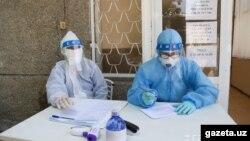 Согласно правилам, медицинские работники должны быть обеспечены 5 видами индивидуальных средств защиты.