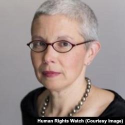 Софи Ричардсон, директор Human Rights Watch по Китаю.