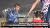 Starting School In Armenia, In A Class Of One