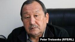 Режиссер-кинодокументалист Сергей Әзімов. Алматы, 5 желтоқсан 2015 жыл.