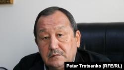 Режиссер-кинодокументалист Сергей Азимов. Алматы, 5 декабря 2015 года.
