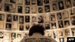 В Иерусалиме, в Зале Имен, поминают погибших не только 2 мая