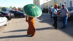 Türkmenistan: Yssy howa adamlary surnukdyrýar