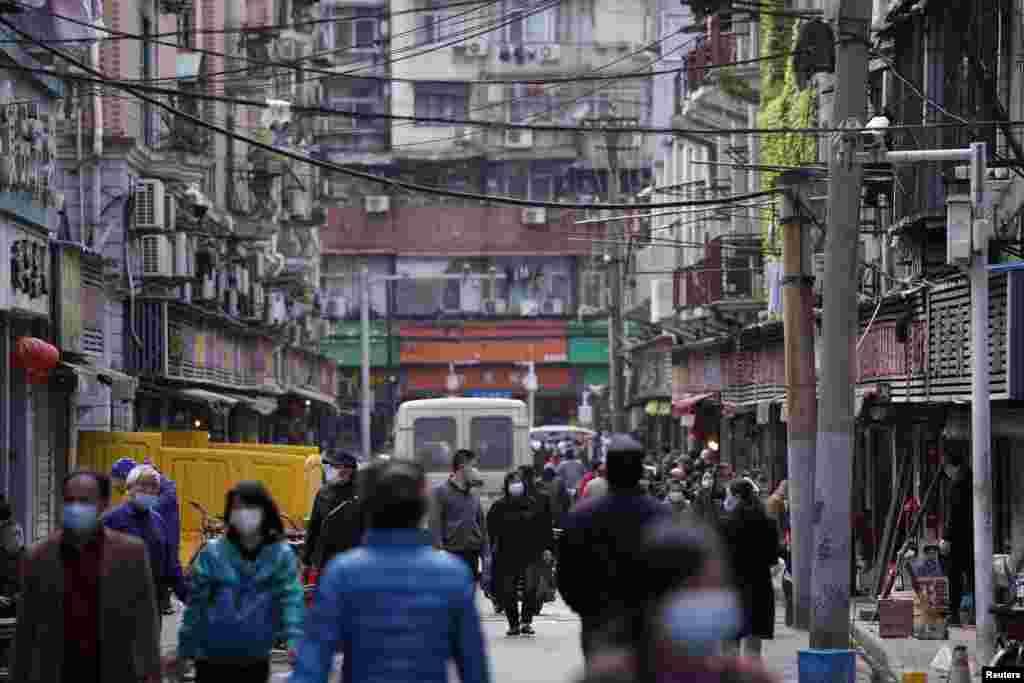 Ухань – китайське місто з населенням в 11 мільйонів людей – 8 квітня вийшло з-під карантину, запровадженого з 23 січня