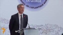 Stoltenberg kërkon që Gjeorgjia të mbajë zgjedhje demokratike