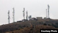 Гора Унгар-Тоо в Аксыйском районе Джалал-Абадской области.