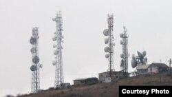 Радиорелейная станция. Иллюстративное фото.