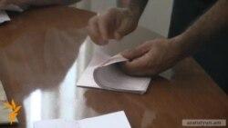 Պռոշյանում ընտրությունների վերահաշվարկի արդյունքում ՀՀԿ-ականի ձայները ավելացան