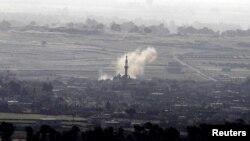 آمریکا میگوید شواهدی در دست دارد که نشان میدهد نیروهای حکومت سوریه از سلاحهای شیمیایی استفاده کردهاند