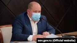 Михаил Развожаев, архивное фото