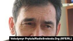 Керівник секретаріату Меджлісу кримськотатарського народу Заір Смедляєв