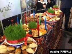 Азәрбайҗанның бодай шытымнары