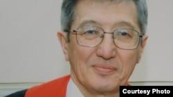 """Пастор пресвитерианской церкви """"Благодать"""" Бахтжан Кашкумбаев."""