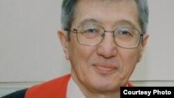 «Благодать» пресвитериан шіркеуінің пасторы Бақытжан Қашқымбаев.