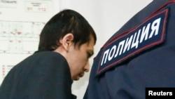 Подозреваемый в организации теракта в метро Санкт-Петербурга Аброр Азимов
