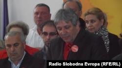 Драган Петковски, претседател на ВМРО-ДПМНЕ Куманово.