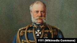 Портрет князя И. Барятинского работы С.Ф. Александровского