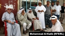 Представители национально-религиозного меньшинства шабак в Ираке. Мосул, 13 сентября 2013 года.