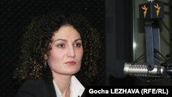 Заместитель госминистра Грузии по вопросам примирения и гражданского равноправия Кетеван Цихелашвили