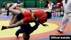 Кыргызстандык самбо спорт чебери Абдыназар Купуев Москвада өткөн мелдеште коло байге утуп алды.