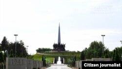 Өзбекстандын борбору Ташкент шаары.