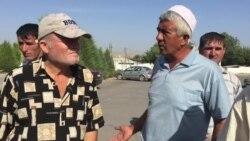 Эътироз алайҳи як корхонаи чинӣ дар Кӯлоб