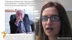 Խոչընդոտվել է «Հայկական ժամանակ» օրաթերթի լրագրողի աշխատանքը